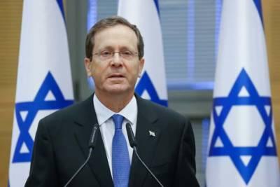 Президент Герцог - еврейской общине Майами: Мы разделяем вашу боль и мира