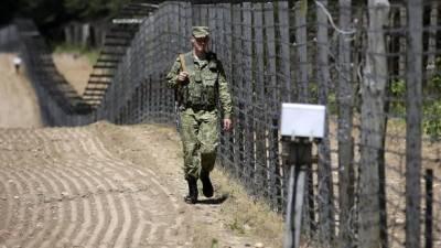 """Литва обвинила Минск в """"неохотном сотрудничестве"""" с пограничниками по вопросам мигрантов"""