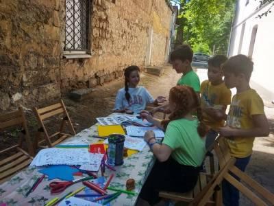 «Евреи в открытом доступе»: В Симферополе состоялся фестиваль еврейских общин