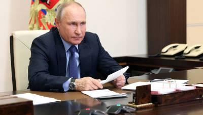 В Китае заявили, что верят в успешное развитие России под руководством Путина