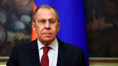 Лавров заявил, что США хочет настроить баланс интересов с Россией