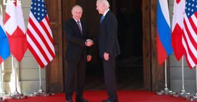 Лавров раскритиковал действия США в адрес РФ после саммита Путина и Байдена