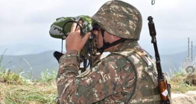 Минобороны Армении опровергло очередную дезинформацию Баку