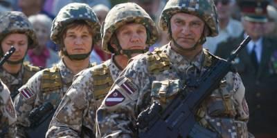 Латвийский ополченец: Нападем на «зелёных человечков» из России, как рой пчел
