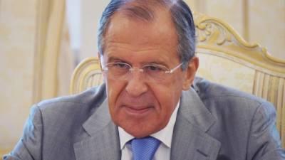 Лавров раскритиковал позицию США о России после встречи Путина и Байдена