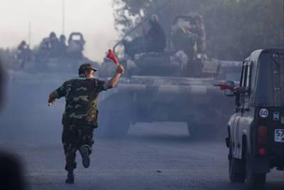 Азербайджан начал масштабные военные учения с Турцией