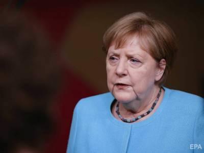 Меркель о желании наладить диалог с Путиным: Даже во время холодной войны люди разговаривали друг с другом