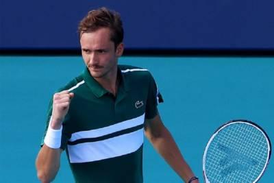 Медведев надеется, что турнир в Санкт-Петербурге сможет удержать категорию ATP-500