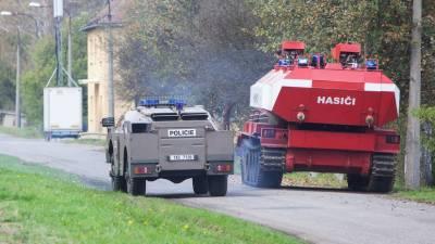 Захарова прокомментировала требование о компенсации взрывов во Врбетице