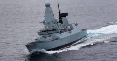 Минобороны Британии признало ошибкой потерю секретных документов об эсминце Defender