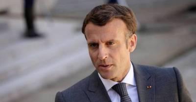 Politico: Макрон счел лидеров стран Балтии и Польши русофобами