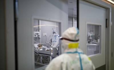 В Москве и Санкт-Петербурге снова максимальные показатели смертности от коронавируса