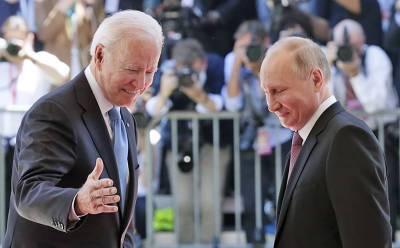 Политика США в отношении России не изменилась после саммита Путина и Байдена