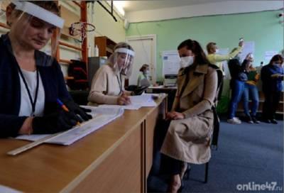 Леноблизбирком утвердил количество подписей в поддержку выдвижения кандидатов в Госдуму