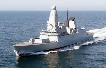 В Минобороны Британии объяснили потерю документов о проходе эсминца возле Крыма