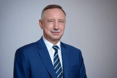 Губернатор Петербурга Александр Беглов повторно привился от коронавируса COVID-19