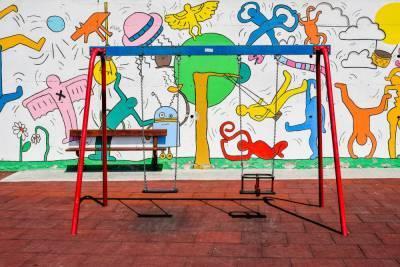 В Гатчине обустроят детские и спортивные площадки на 7 миллионов рублей