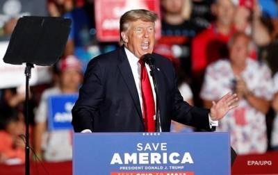 """Он возвращается. Трамп снова готов """"спасать Америку"""""""