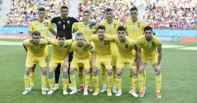 Сидорчук и Степаненко начнут матч Швеция - Украина в стартовом составе