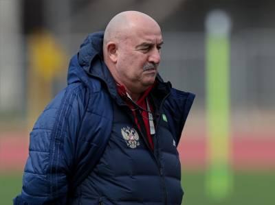 Главный тренер сборной РФ Станислав Черчесов объяснил выбор состава к Евро-2020