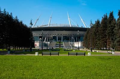 «Газпром» решил «захватить» Крестовский остров