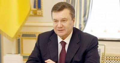 Суд разрешил заочное расследование по делу о захвате Януковичем госвласти