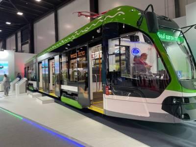 Комитет по транспорту Петербурга представил на ПМЭФ инновационные проекты