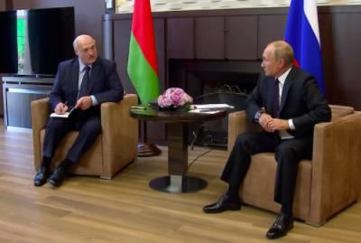 Политолог Армен Гаспарян рассказал о «щелчке по носу» для Киева от Путина и Лукашенко