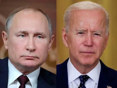 Москва и Вашингтон еще не договорились о формате встречи Путина и Байдена