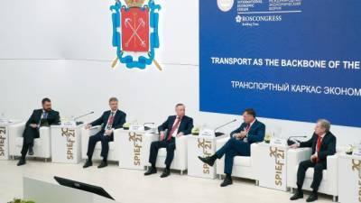 Беглов: Транспорт является приоритетным направлением в Петербурге