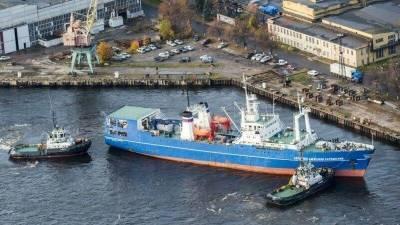 Губернатор Ленобласти допустил перенос петербургского порта в Приморск