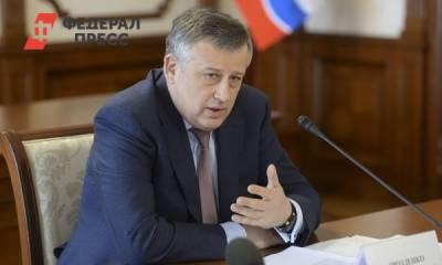 Дрозденко порассуждал о переезде Санкт-Петербургского порта в Ленобласть: есть варианты