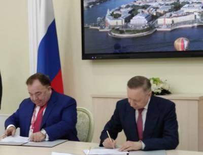 Петербург и Ингушетия подписали «дорожную карту»