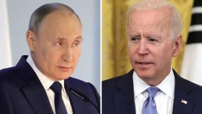 Песков заявил о готовности Путина обсудить тему кибератак с Байденом
