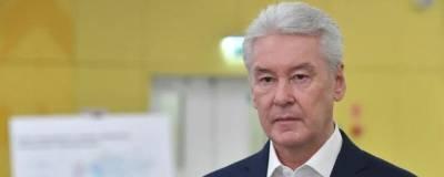Сергей Собянин спрогнозировал сроки достижения коллективного иммунитета в Москве