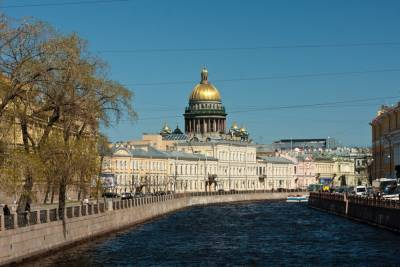 Петербург войдет в один туристский макрорегион с Ленинградской и Новгородской областью
