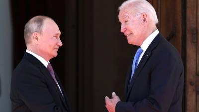 Sohu: США показали истинное лицо после встречи Байдена и Путина