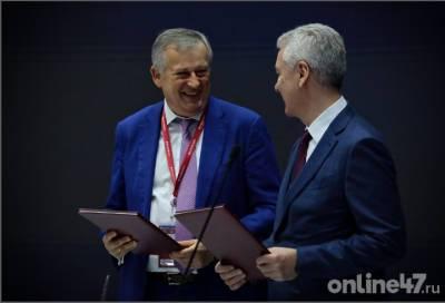 Александр Дрозденко вошёл в ТОП-5 Национального рейтинга губернаторов