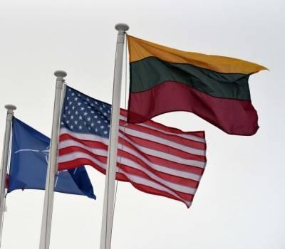 В Литве с визитом находится глава Спецсил США Ричард Кларк