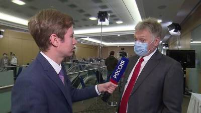 """Песков: цифровой формат """"Прямой линии"""" не означает, что Путин охватит больше вопросов"""