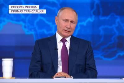 Путин рассказал, почему Евро-2020 в Петербурге не отменили в пандемию