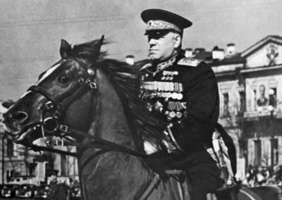 Снятие Жукова с поста министра обороны: в чём обвиняли маршала «Победы»