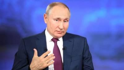Путин — о своем преемнике: Решение всегда остается за гражданами России