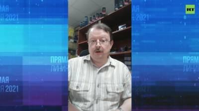 Петербуржец задал Владимиру Путину вопрос касательно санкций против России