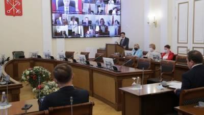 """В Петербурге будут разработаны новые """"дорожные карты"""""""