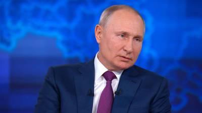 Путин выразил надежду, что сможет назвать будущего лидера России
