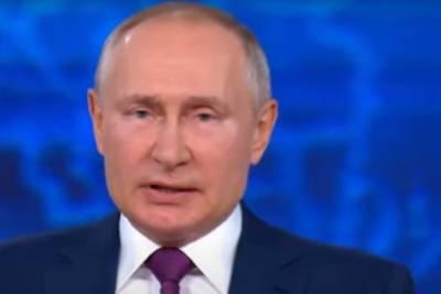 Путин: приятно раздавать деньги, как сеятель, но лукошко когда-то закончится