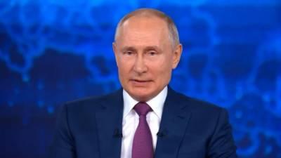 Путин призвал подумать о кадровых перестановках в сборных России по хоккею и футболу