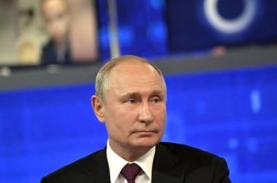 Путин надеется, что его главное достижение на посту президента еще впереди