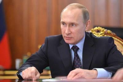 Путин надеется, что со временем сможет назвать возможного преемника